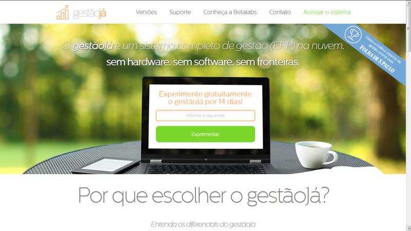 Gestaoja web