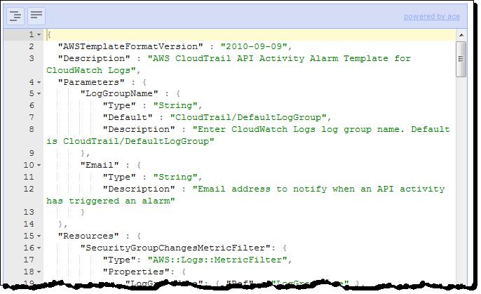 Cloudtrail_cloudwatch_cloudformation_template_json_1