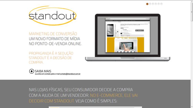 Standout web