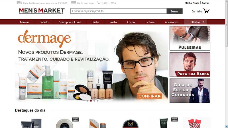 Mens market web