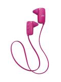 JVC HA-EB10BT-P Bluetooth スポーツ用ワイヤレス インナーイヤーイヤホン ピンク HA-EB10BT-P