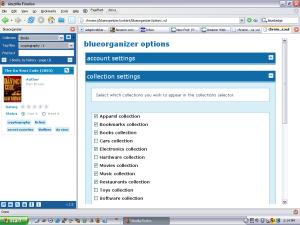 Blueorganizer